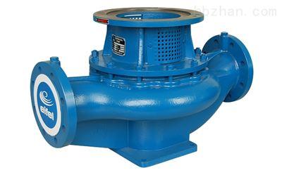 立式高效管道泵