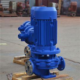 ISG/ISGD立式管道泵