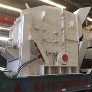 建筑垃圾移动粉碎机解决天津建筑固废处理难