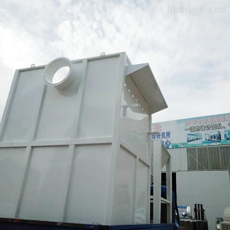 南通钻孔加工厂粉尘废气处理仓顶除尘器