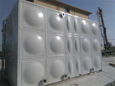 屋顶不锈钢保温水箱特点和使用寿命