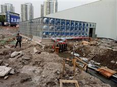 建湖生产BDF装配式水箱水池介绍安装流程