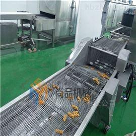 SPJT-400厂家供应香酥小麻花浸糖机