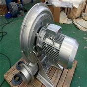 TB150-7.5TB 5.5KW管道送风上料中压鼓风机