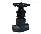 J61H锻钢截止阀(焊接式阀盖)