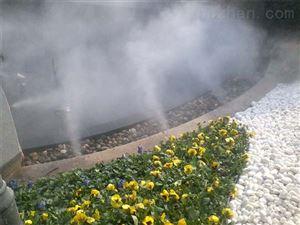步行街外区景观造雾设备