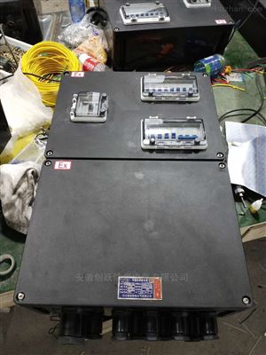 防爆照明开关箱BXM51-13/32/K63防爆电源箱