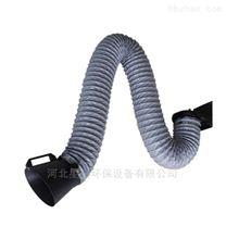 管道安装悬挂式吸气臂标长2-4米万向风管