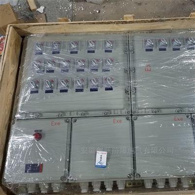 仪表电伴热防爆配电箱 BXMD