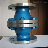 GZW-1GZW-1阻爆燃型管道阻火器