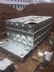 消防水箱池州消防水箱 组合式不锈钢水箱哪家便宜
