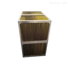 印刷涂布纺织设备节能改造板式余热回收器
