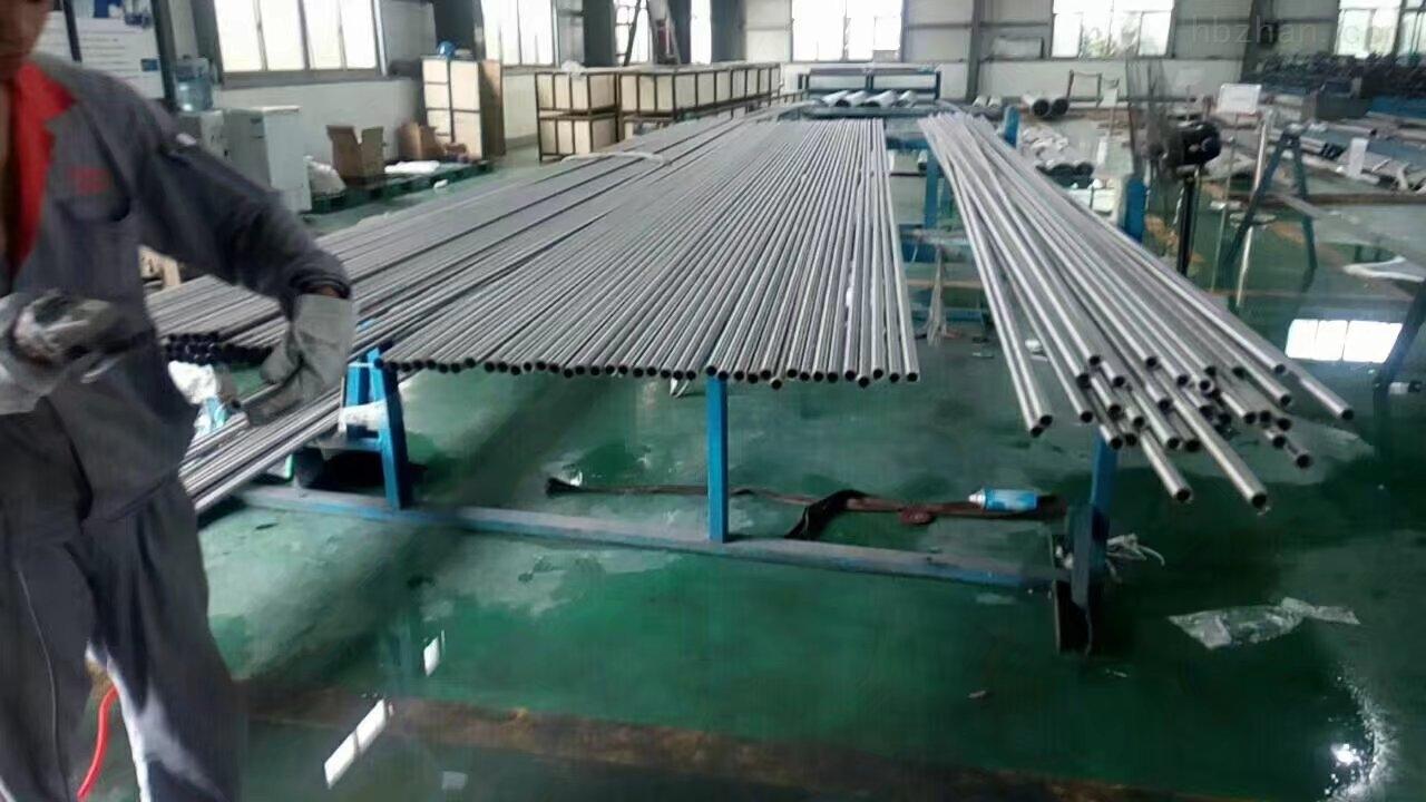 n06601钢管镍基无缝管执行标准