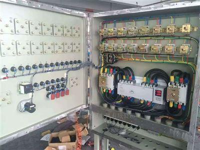BXMD化工厂电机防爆配电箱防爆电机控制箱