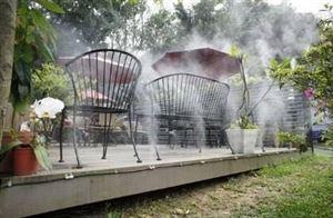 GN1800夏季户外空气降温喷雾设备