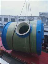 六盘水一体化污水提升泵站主要材料表