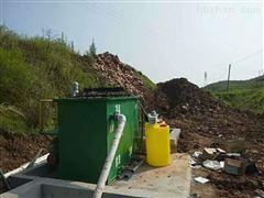 学校生活污水处理设备工艺流程