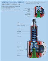 BA42Y尿素专用保温安全阀