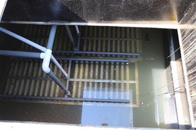 干洗店污水處理設備