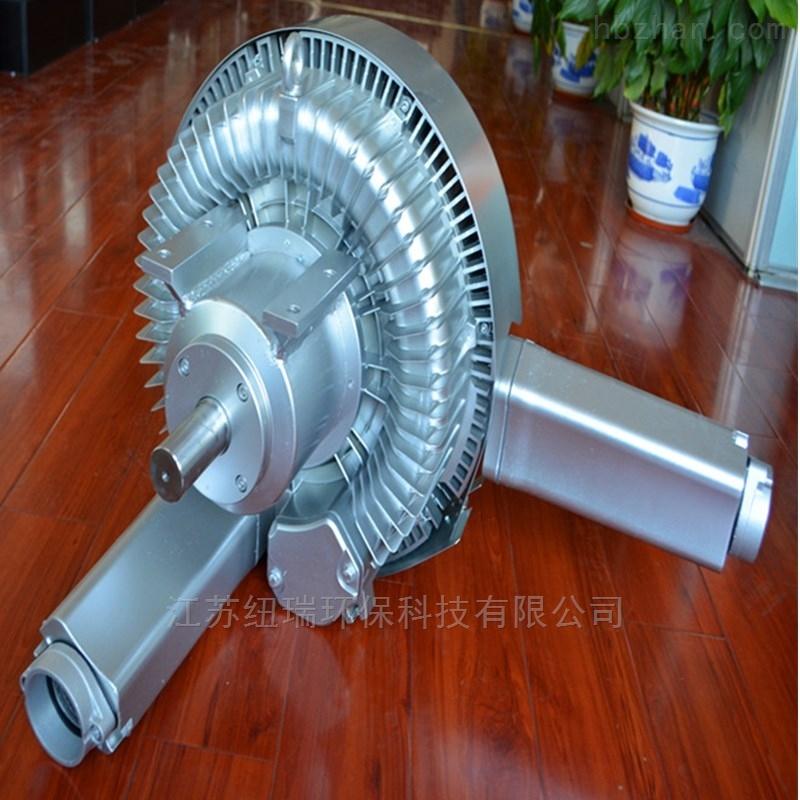 双叶轮高压旋涡风机