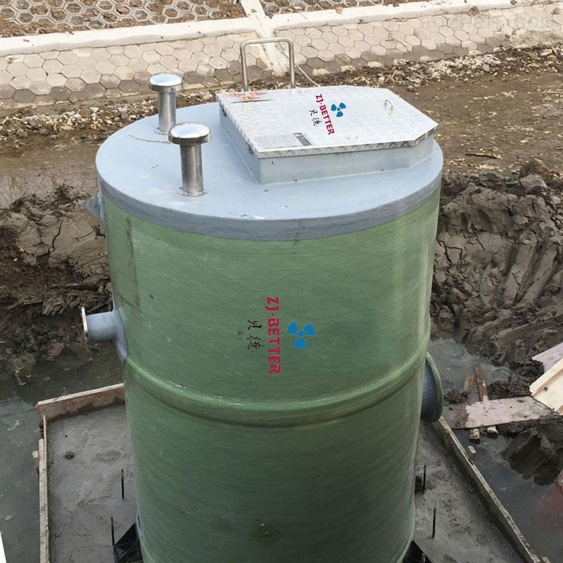 智能化一体化预制泵站