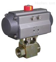 CNG氣動高壓球閥