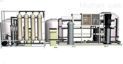 HDAF-5工业电镀污水处理设备