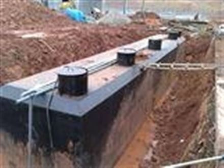 电镀污水处理装置