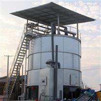 猪粪发酵塔有机肥发酵罐快速高效