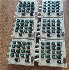 BXK51防爆控制按钮箱 防爆电源箱