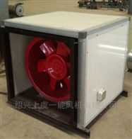2.2KW商用静音混流风机箱HLF-3A  安装方便