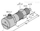 6870015订购TURCK流量传感器数据及规格