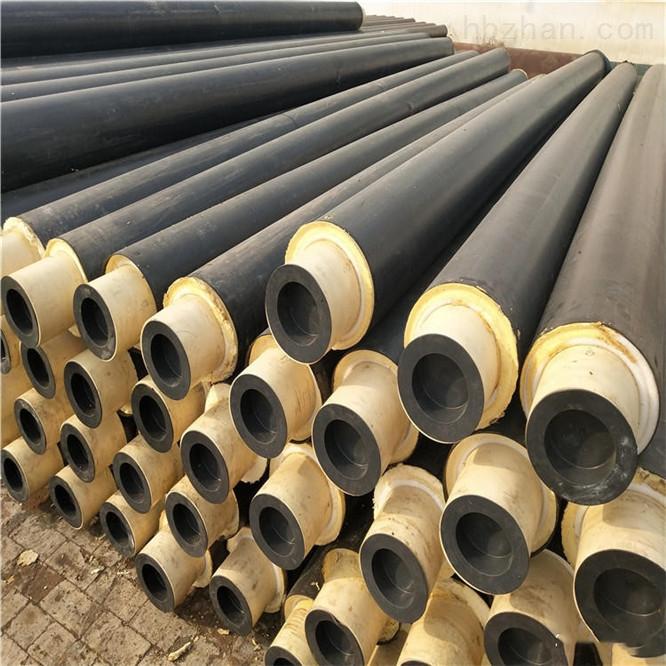 厂家直销耐高温复合钢套钢保温管