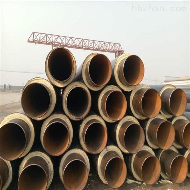 聚氨酯地埋复合保温管规格用途