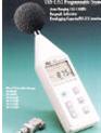 TES1352A可程式噪音計/聲級計