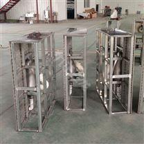 集装箱整体地板不锈钢蹲便器 平台式厕具