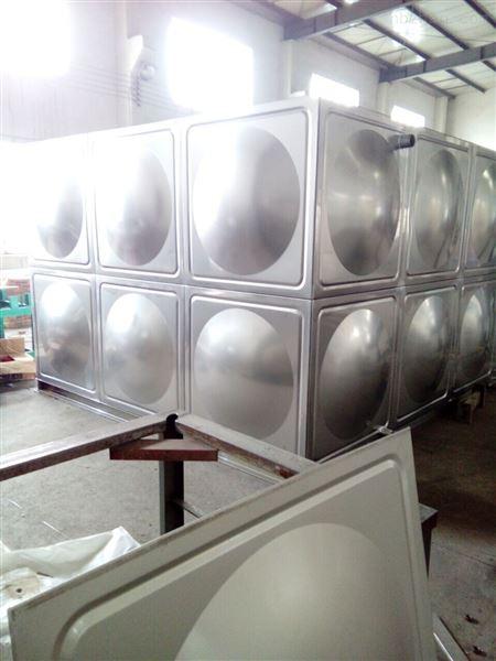 惠州消防水箱采用不锈钢材质耐用美观