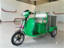 迪耐特电动三轮不锈钢保洁车