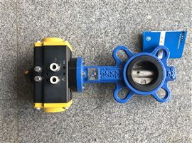 SZD671X氣動軟密封耐磨蝶閥
