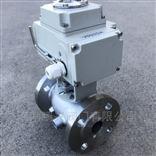 BQ941F电动不锈钢保温球阀
