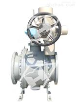 耐酸碱固定型不锈钢电动球阀