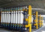 河北邯鄲農村生活汙水一體化處理超濾裝置
