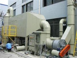LY-HKFQ烘烤设备有机废气废气处理