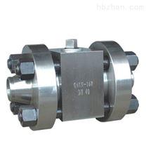 Q61F 高壓焊接球閥