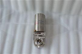 D681F-10P气动卫生级快装蝶阀