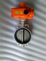 D971X-16 DN400電動對夾式蝶閥