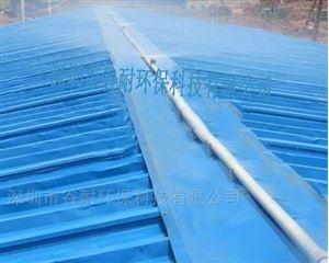 杭州宁波屋顶喷雾喷淋降温设备