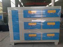 電子加工車間除塵設備活性炭吸附箱