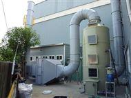 无纺布厂废气处理设备供应