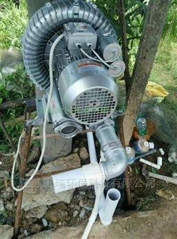 清洗高壓風機